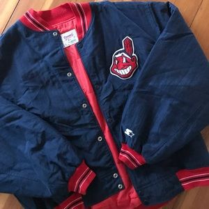Cleveland Indians Starter Jacket